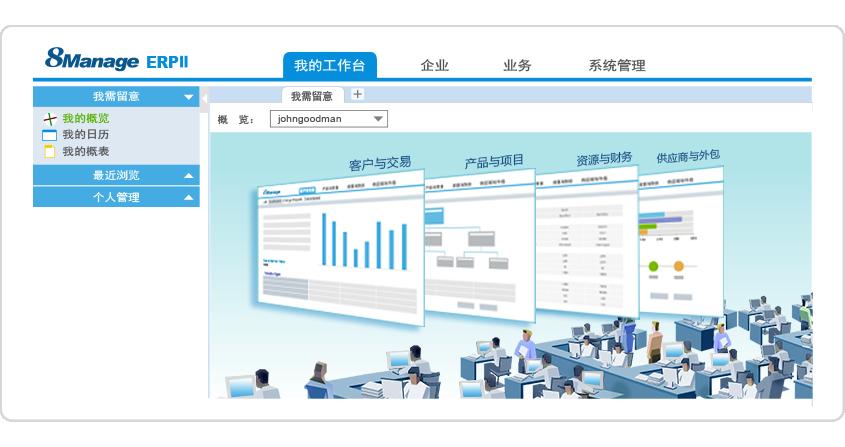 企业管理平台