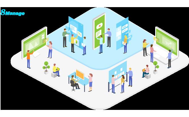 8Manage项目管理系统
