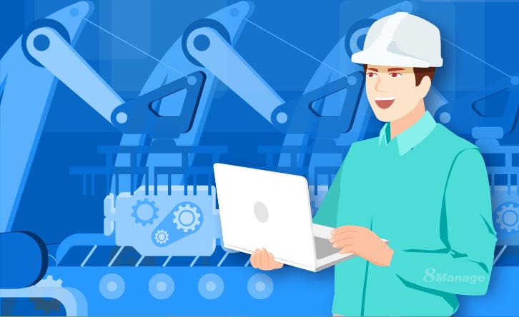 8Manage:制造业企业应该如何实