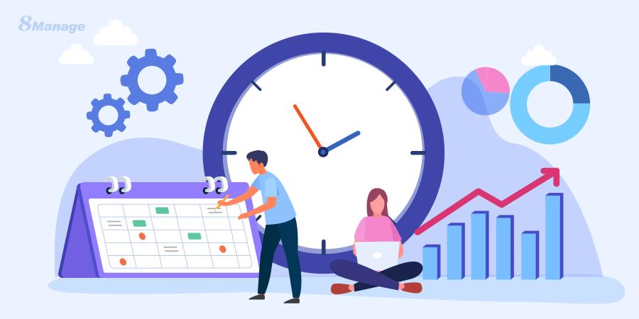 什么是项目管理软件中的时间管理?